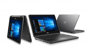 Dell Latitude 3189 to dotykowy ekran, dobry procesor Pentium N4200 o czterech rdzeniach, błyszcząca matryca, 4 giga pamięci ram, 128 giga na dysku SSD, niska masa własna, czytnik kart pamięci, system operacyjny Windows 10, Bluetooth, jeden port HDMI, dwa porty typu USB, wbudowany mikrofon i pojemna bateria